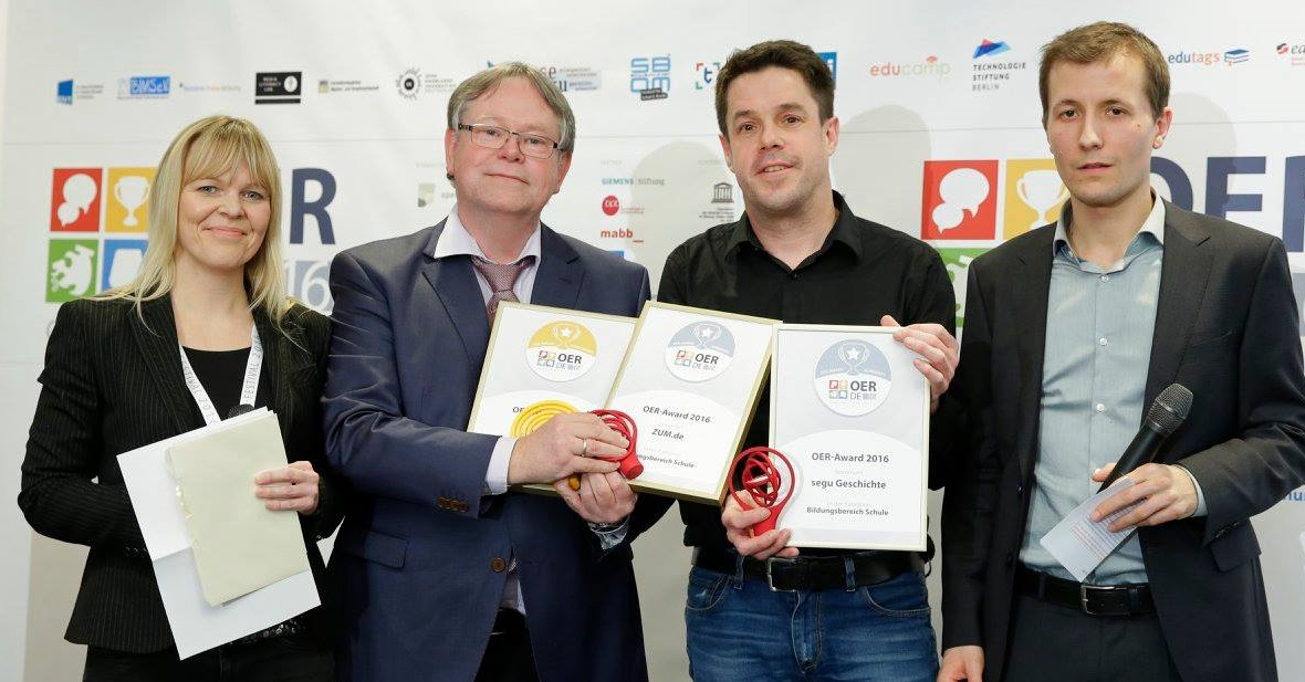 OER Award segu